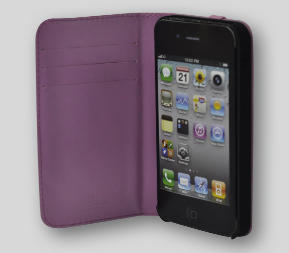 HEX Code Wallet For iPhone 4 - Laukut ja Lompakot - 4HX1050 - 10