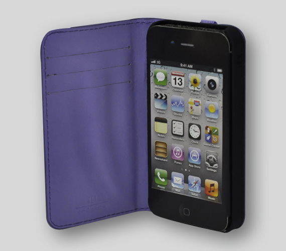 HEX Code Wallet For iPhone 4 - Laukut ja Lompakot - 4HX1050 - 8
