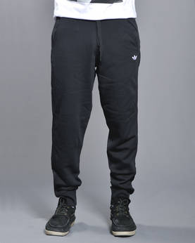 ADIDAS Fitted Cuffed Sweatpant - Housut - AJ7690 - 1