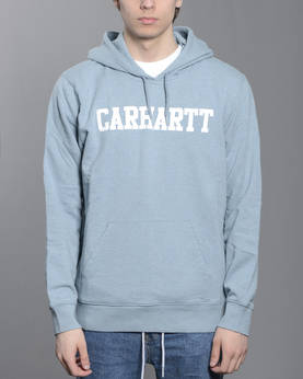 Carhartt Wip Hooded College Sweat - Hupparit - I024669-87890 - 1