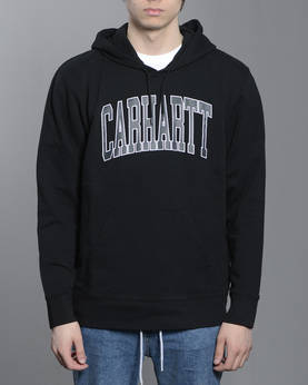 Carhartt Wip Hooded Division Sweat - Hupparit - I024675-8990 - 1