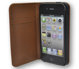 HEX Code Wallet For iPhone 4 - Laukut ja Lompakot - 4HX1050