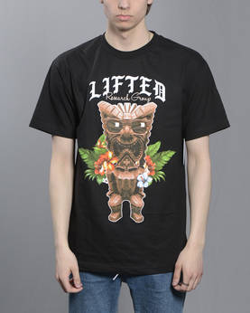 LRG Party God S/S T-paita - T-Paidat - 7C181050 - 1