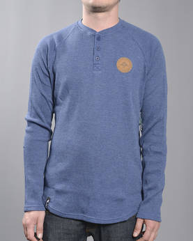 LRG RC Thermal Henley - Colleget - 7J151120 - 1