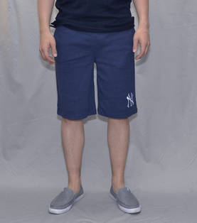 Majestic Yankees Fleece Short - Shortsit - 5A8YAN1090 - 1