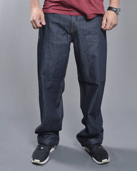 PP Baxter Baggy Jeans -Raw Ind. - Farkut - 3PMECP3B-040 - 1