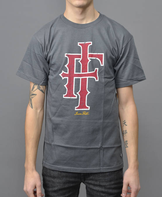 Iron Fist Truth Logo SS Tee - T-Paidat - 8IFMSST10350 - 1