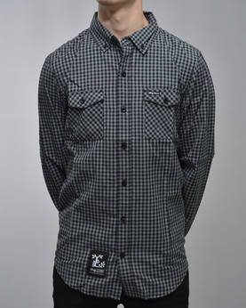 LRG Core Collection LS Woven - Kauluspaidat - 7J112001 - 1