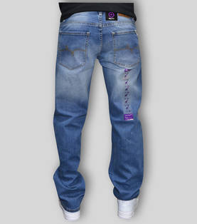 Light Blue Wash - Farkut - 7J125011 - 1