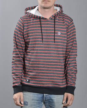 LRG Fairway Stripe Pulloverhoody - Hupparit - 7J163011 - 1