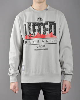 LRG Lifted Motherland Crewneck Sweatshir - Colleget - 7I133031 - 1