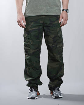 Carhartt Regular Reisitaskuhousu Camo - Housut - I015875-836.02 - 1