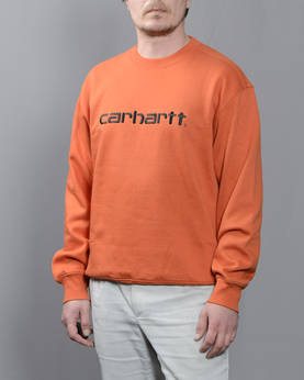 Carhartt Sweat Collegepaita - Colleget - I025478-892 - 1