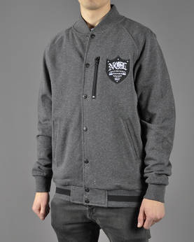 Crooks&Castles Notorious League Knit Jkt - Collegetakit ja Tracktopit - I1360302 - 1