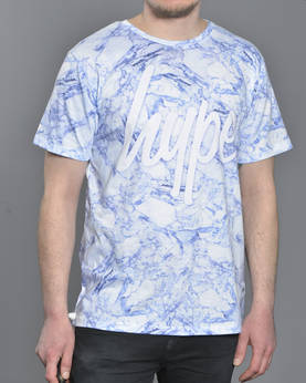 HYPE Blue Marble Sublim. Tee - T-Paidat - HY15SUBTEE12 - 1