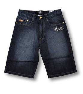 Karl Kani Gothic Degrade Baggy Denim Sho - Shortsit - KJ1881002 - 1