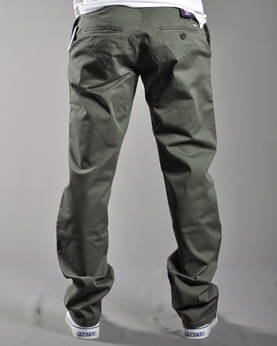 LRG CC TS Chino Pants - Housut - 7J135002 - 1