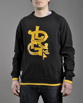 LRG Lifted Nobility Crewneck Sweatshirt - Colleget - 7G133002 - 1