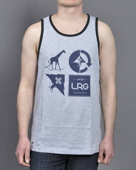 LRG Mash Up Tank Top - T-Paidat - 7J151042 - 1
