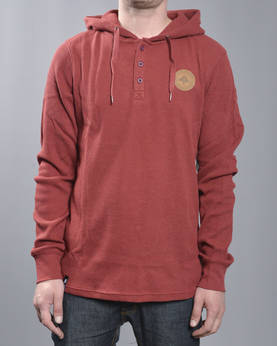 LRG RC Thermal Pullover Henley - Hupparit - 7J151122 - 2
