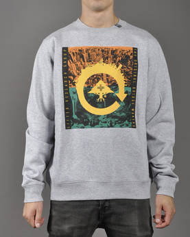 LRG Recycled City Crewneck Sweatshirt - Colleget - 7I143022 - 1