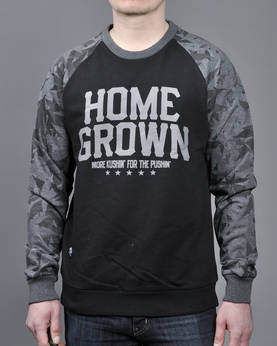 PP Home Grown Crewneck - Colleget - 3PM212 - 1
