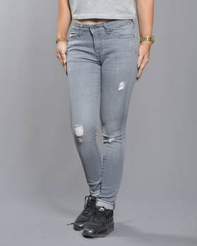 Urban Classics L. Ripped Denim Pants - Farkut - TB1362 - 1