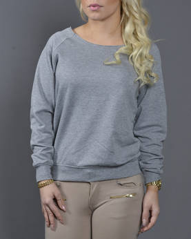 Urban Classics Ladies Over Edge Crewneck - Hupparit ja Colleget - TB742 - 1