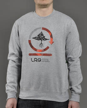 LRG CC Two Crewneck Sweatshirt - Colleget - 7J143003 - 1