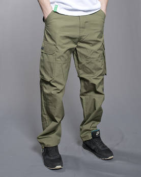 PP Basic Cargo Pant - Housut - 3PM113 - 1