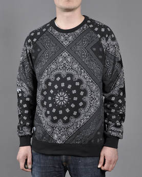 PP Blackout Zen Crewneck - Colleget - 3PM2121403 - 1