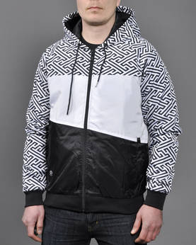 PP City Runner Hooded Jacket - Takit - 3PM503 - 1