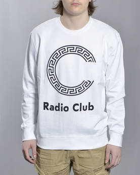 Carhartt Radio Club Logo Sweat College - Colleget - I022674 - 1
