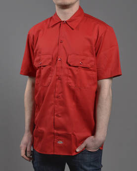 Dickies S/S Work Shirt - Kauluspaidat - 1574 - 1