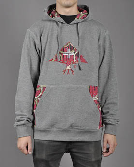 LRG Nomad Brad Pullover Hoodie - Hupparit - 7H143014 - 1