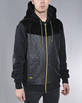 PP Fade to Black Zip Hoody - Hupparitakit - 3PM2801404