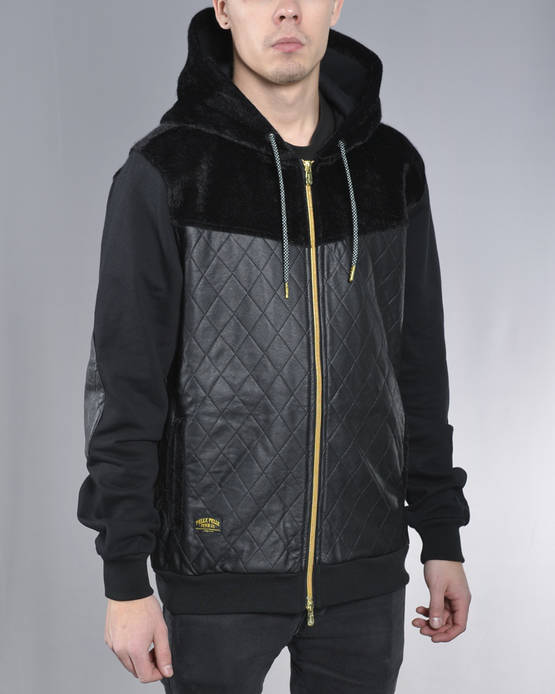 PP Fade to Black Zip Hoody - Hupparitakit - 3PM2801404 - 1