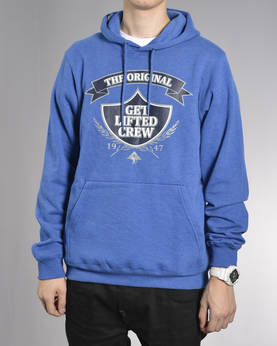 LRG Get Lifted Pullover Hoodie - Hupparit - 7J143025 - 1