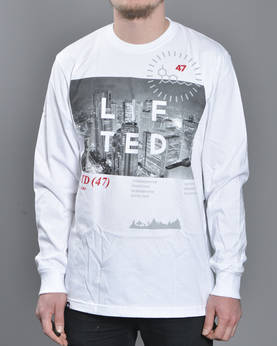 LRG High City Life LS t-paita - T-Paidat - 7A161095 - 1