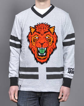 LRG Los Gatos Hockey Jersey - Colleget - 7B151065 - 1