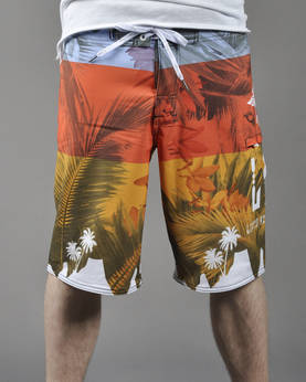 LRG Root Of It Boardshort - Shortsit - 7D146005 - 1