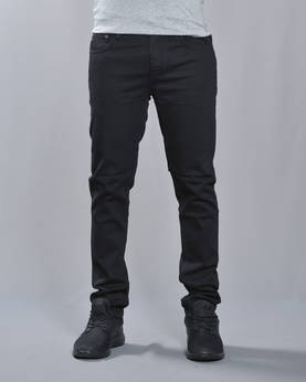 PP Scotty Denim Pant -Black - Farkut - 3PM101-005 - 1