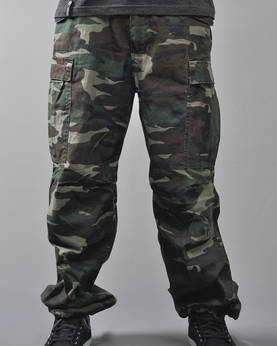 Army Vintage Fatigues Trousers - Housut - 9AR053596 - 1
