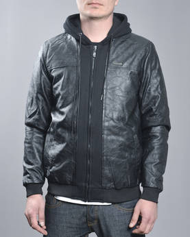 PP Mix-up Hooded Jacket - Takit - 3PM516 - 1