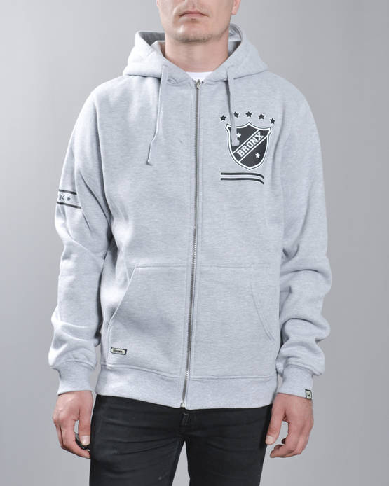BC Badge Star Zip Hoody - Hupparitakit - 130005-186 - 1