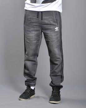 ADIDAS Fitted Slim Trackpant - Housut - AJ7737 - 1