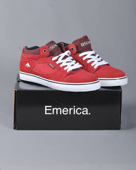 Emerica Hsu Youth - Kengät - 6302000012617 - 1