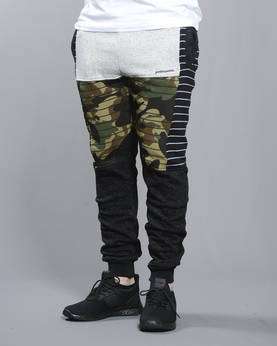PP Mental Sweatpant Collarihousut - Housut - 3PM62117 - 1