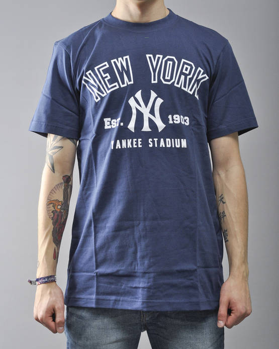 Majestic Pitcher Tee NY Yankees - T-Paidat - 5A1YAN0057 - 1