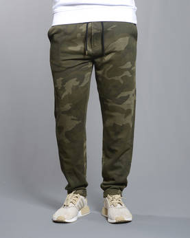 Urban Classics Camo Sweat Pants - Housut - TB1648 - 1